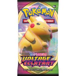 Booster Pokémon Epée et Bouclier - Voltage Eclatant