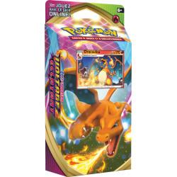 Deck Pokémon Epée et Bouclier - Voltage Eclatant - Dracaufeu