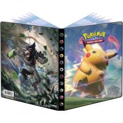 Portfolio A5 Pokemon - Epée et Bouclier - Voltage Eclatant