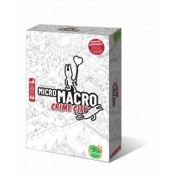 Jeux de société - MicroMacro : Crime City