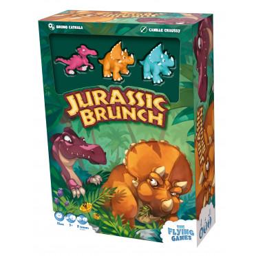 Jeux de société - Jurassic Brunch