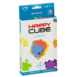 Jeu Smart Games - Happy Cube 6 Colour Pack Original