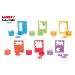 Jeu Smart Games - Happy Cube Junior Jaune