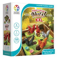 Jeu Smart Games - Cache Noisettes ! XXL