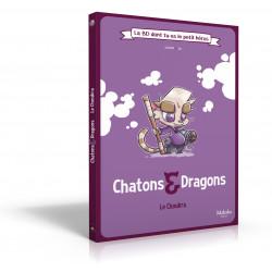 Livre Chatons & Dragons - La BD dont vous êtes le petit héros