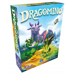 Jeux de société - Dragomino