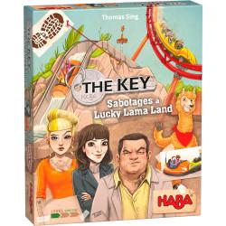 Jeux de société - The Key : Sabotages à Lucky Lama Land