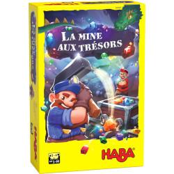 Jeux de société - La mine aux trésors