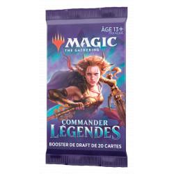 Booster Magic Commander Légendes