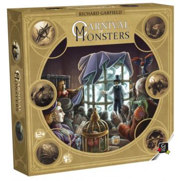 Jeux de société - Carnival Of Monsters