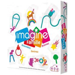 Jeux de société - Imagine Famille