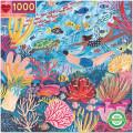 Puzzle Eeboo : Coral Reef - 1000 Pièces