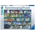 Puzzle Ravensburger : Armoire à Poison - 2000 Pièces