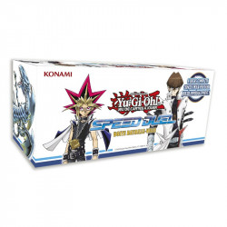 Coffret Yu-Gi-Oh ! Speed Duel Bataille-Ville