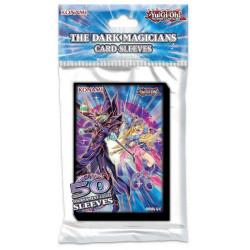 Protège-cartes Konami Yu-Gi-Oh! - The Dark Magicians