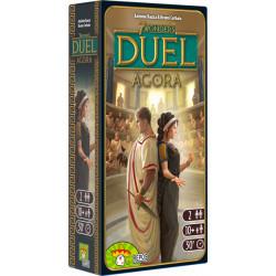 Jeux de société - 7 Wonders Duel - Agora