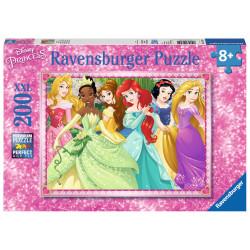 Puzzle Ravensburger Pièces XXL - Les Princesses Disney - 200 Pièces