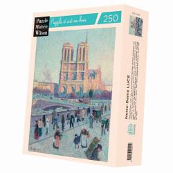 Puzzle Michèle Wilson : Maximilien Luce - Notre Dame - 250 Pièces