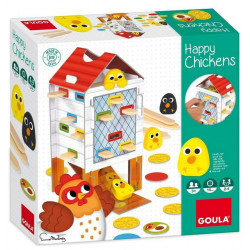 Jeux de société - Happy Chickens