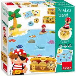 Jeux de société - Pirates Island