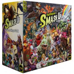 Jeux de société - Smash Up : L'Énorme Boîte pour Geek