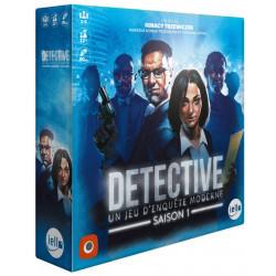 Jeux de société - Detective : Saison 1