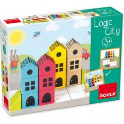 Jeux de société - Logic City