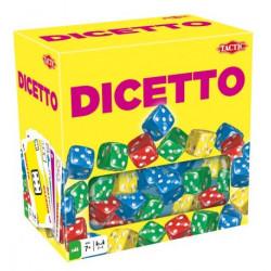 Jeux de société - Dicetto