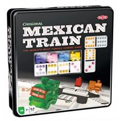 Jeux de société - Mexican Train Tin Box