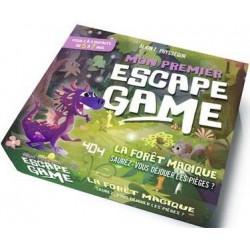 Jeux de société - Escape Box - Mon Premier Escape Game - La Forêt Magique