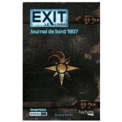 Exit - Le Livre - Journal de bord 1907