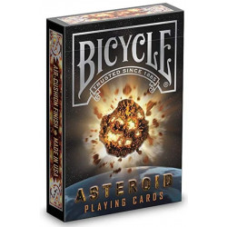Bicycle - 54 cartes Asteroid