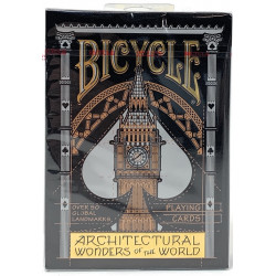 Bicycle - 54 cartes Architectural