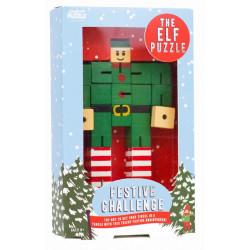 Casse-tête Puzzleman Planet : Elf