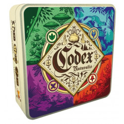 Jeux de société - Codex Naturalis