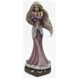 Figurine ELFE WHITE MAGIC