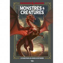 Jeux de rôle - Donjons & Dragons : Monstres & Créatures