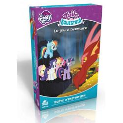 Jeux de rôle - Tails of Equestria - Boite d'initiation