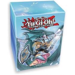 Précommande : Deck box illustrée boite de rangement Konami Yu-Gi-Oh ! - Magicienne des Ténèbres le Dragon Chevalier - 02/21
