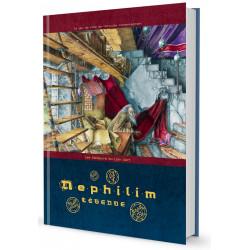 Jeux de rôle - Nephilim les Veilleurs du Lion Vert