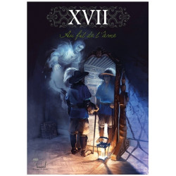 Jeux de rôle - XVII Au Fil de l'Ame - 2nde édition : Livre de Base