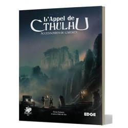 Jeux de rôle - L'Appel de Cthulhu - Les Accessoires du Gardien