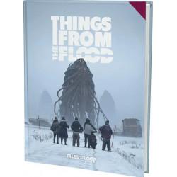 Jeux de rôle - Things from the Flood - Livre de Base