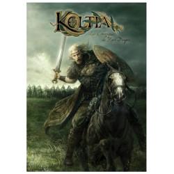 Jeux de rôle - Keltia - Livre de Règles