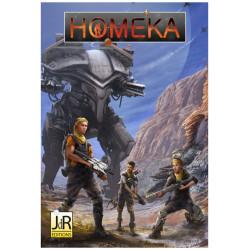 Jeux de rôle - Homeka - Livre de Base