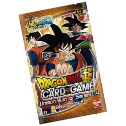 Booster Dragon Ball Super Card Game - Unison Warrior 4 Supreme Rivalry Série B13
