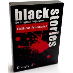 Jeux de société - Black Stories