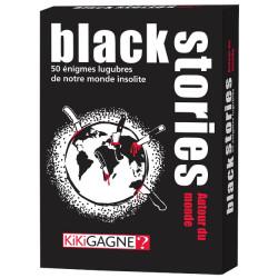 Jeux de société - Black Stories : Autour du Monde