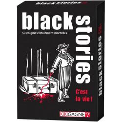 Jeux de société - Black Stories : C'est la vie