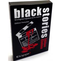 Jeux de société - Black Stories : Cinéma
